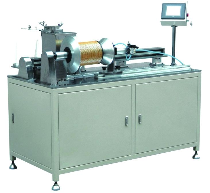 HDAF Filter Production Equipment , Hot Melt Threading Industrial Glue Machine