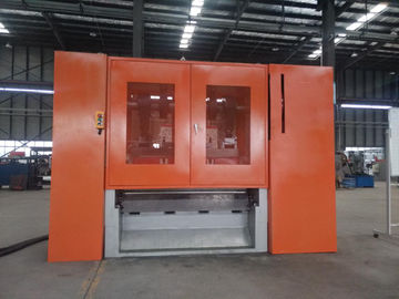 Full Auto Large Expanded Metal Mesh Machine High Speed 1250mm Max Coil Width