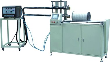Horizontal Hot Melt Glue Applicator Machine , Durable Air Filter Manufacturing Equipment