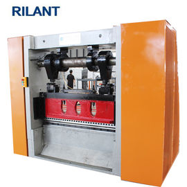 Heavy Duty Air Filter Metal Expander Machine , 1250 Wire Expanded Wire Mesh Machine