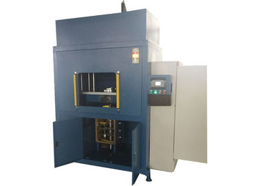 Four Axis Automatic Deburring Machine , Metal Deburring Machine With Grinding Head