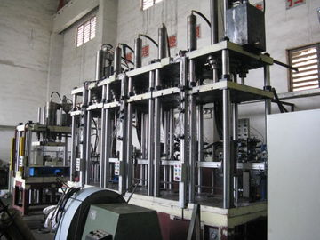 Multi Station Hydraulic Stretching Machine , Filter Housings Stretch Bending Machine