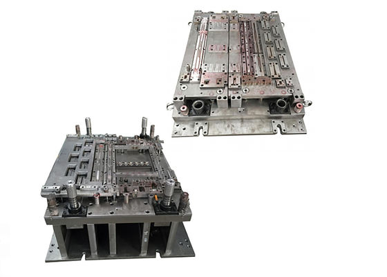 High efficient automatic production line stamping line sheet metal mould